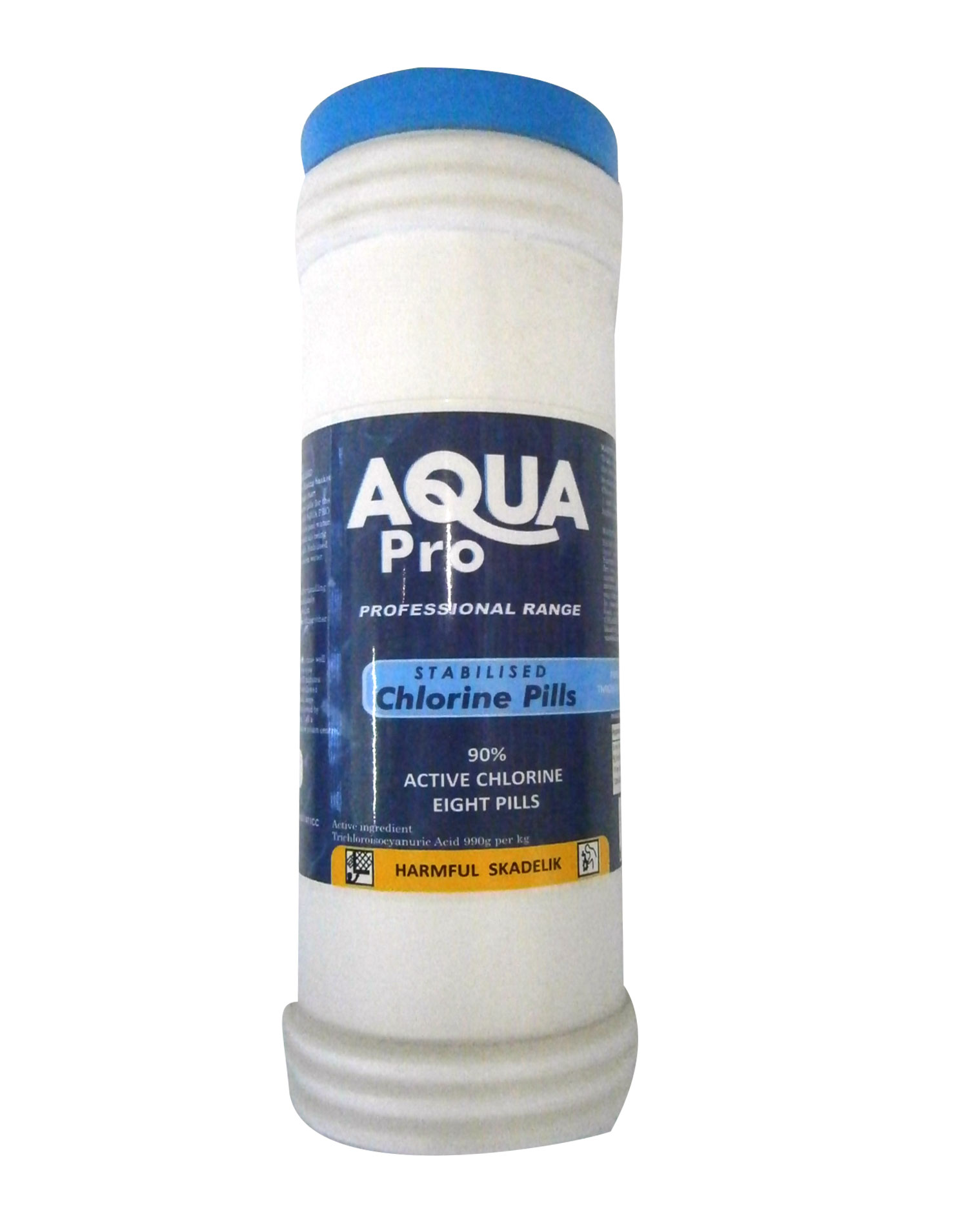 Aqua Pro Chlorine Pills National Pool Supplies