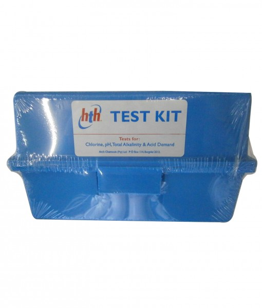 Hth testing kit national pool supplies - Hth swimming pool test kit instructions ...